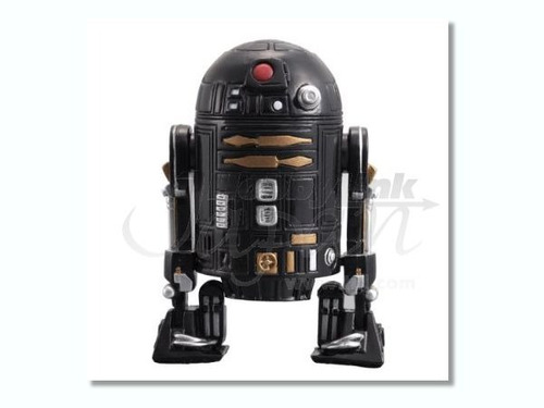Star Wars Real Mask R2 Coleccion Completa 5 Unidades Magneti