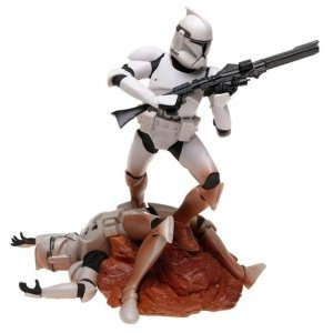 Star Wars Unleashed Series Clone Trooper