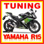 Tuning Motos Yamaha Yzf-r15, Monster, Rockstar, Fox Stickers