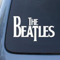 Stickers The Beatles Para Pegar Donde Desees