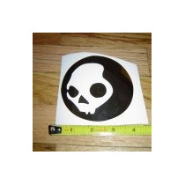 Stickers Skull Candy Para Pegar Donde Desees