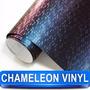 Vinilo Camaleón Purpura - Azul Efecto Camaleon