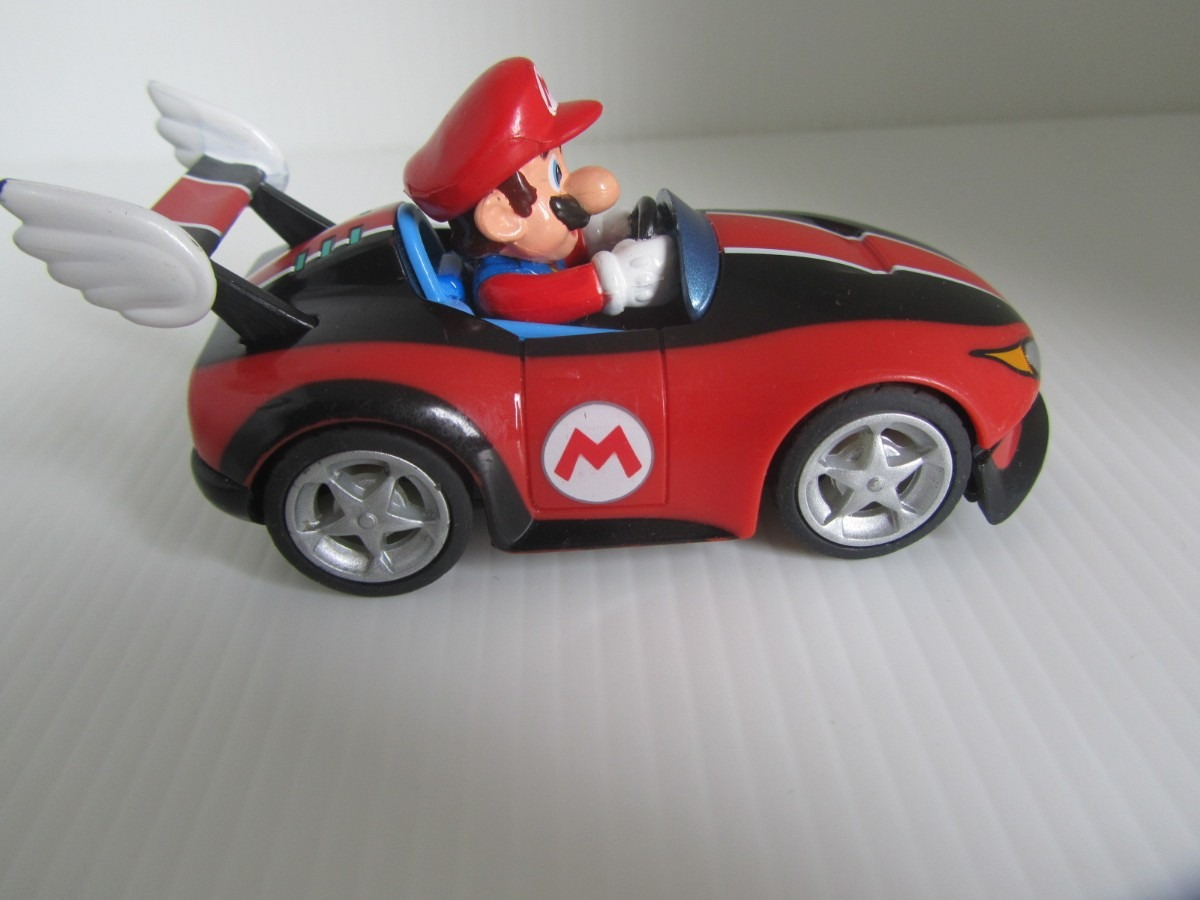 super mario bros karts auto carro nintendo 143 car. Black Bedroom Furniture Sets. Home Design Ideas