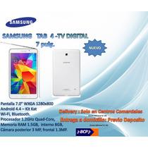 Tablet Samsung Tab 4 Tv Digital