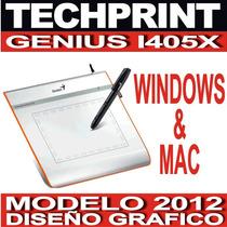 Tablero Digital Tactil Diseño Genius I405x 4 X 5 Pulgadas