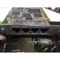 Hp Quad Port Ethernet Card Intel A5506-06102 Si-40023 4 Port