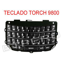 Teclado Botones Para Blackberry Torch 9800 Keyboard Qwerty