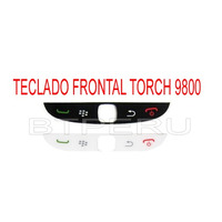 Teclado Frontal Botones Para Blackberry Torch 9800 Keypad