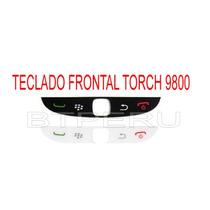 Teclado Frontal Botones Para Blackberry Torch 9800 Keypad