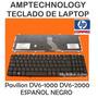 Teclado Laptop Hp Pavilion Dv6-1000 Dv6-2000 Dv6 Español