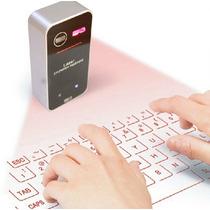 Teclado Láser Bluetooth / Modo Mouse - Original