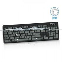 Teclado Lavable Multimedia Usb Pc Laptop Notebook Tablet