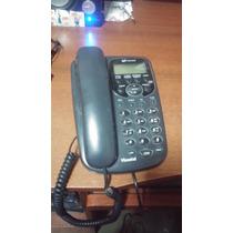 Remato Telefono Con Identificador De Llamadas Pantalla Lcd