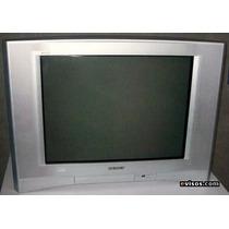 Tv Pantalla Plana Sony Wega 21 Como Nuevo!!!