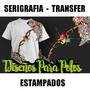 Diseños Vectores Estampado Serigrafia Transfer Polos H - M