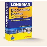 Diccionario Longman Pocket Ingles-español Estudiantes