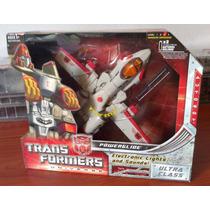 Transformers Universe Autobot Powerglide Ultra Class G1