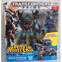 Transformers Prime Megatron Beast Hunters