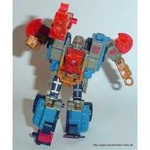Transformers Strongarm Energon