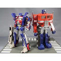 Optimus Prime G1 & Transformers Dark Side Of The Moon Ch-01