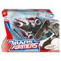 Transformers Animated Clase Voyaguer Megatrón Sellado Nuevo
