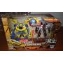 Transformers Hftd Bumblebee Vs. Thrust Crash Landing Attack