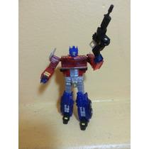 Transformers Classics Henkei Crystal Optimus Prime Takara