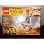 Lego Star Wars 75081 T-16 Skyhopper 247 Piezas Y 2 Figuras .