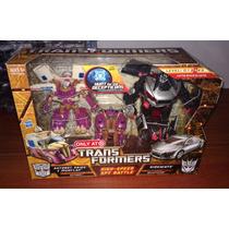 Transformers Hftd Autobot Skids & Mudflap Vs Sideways