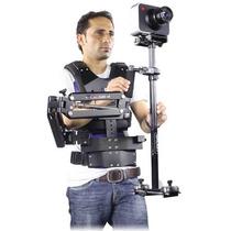 Steady Flycam Profesional Brazo Metalico Pera Video Pro