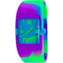 Reloj Neff Bandit Nuevo Original En Caja
