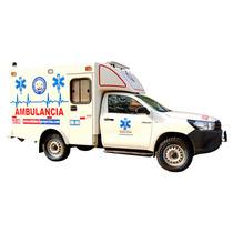 Alquiler Ambulancias Rurales Arequipa-cuzco-nivel Nacional