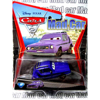 Mc Mad Car Cars Disney Pixar Coleccion Auto Don Crumlin