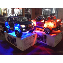 Carro A Batería De 2 Asiento Ford Ranger Juegos Mp3 Camionet