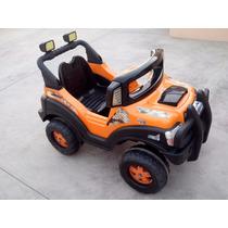 Carro A Bateria Infantil
