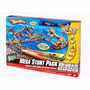 Hot Wheels Pista Mega Stunt Pack Dinosaurio