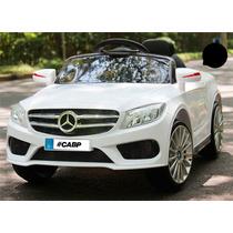 Carro / Auto A Bateria Mercedes Benz Con Usb, Mcrosd, Mp3