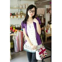 Chicas Glamorosas - Blusa Vestido Diseño Coreano Importado