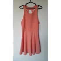 Vestido Finn & Clover Made In Guatemala Talla Medium