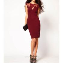 Vestido Importado Moda Mujer Elegante - En Stock Avybella