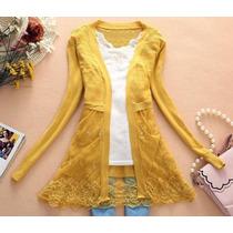 Oix Closet Cardigan Bolero Chaleco Vestido Polo Falda Blusa