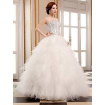 Vestido Quinceañera - Modelo Cisne - Nuevo - Oferta