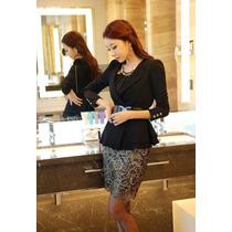 Elegante Falda Moda Importada No Vestido - En Stock Avybella