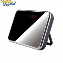 Camara Reloj Espia Oculta Digital Espejo Multifuncion 24hrs
