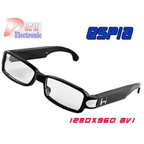 Lentes Camara Escondida Espia Video Hd Audio1280x960