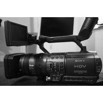 Cámara Profesional Hdv High Definition Sony Hdv Hdr Fx1