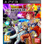 Dragon Ball Z Battle Of Z - Ps3 Español Juegos Ps3 Delivery