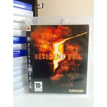 Resident Evil 5 Para Ps3 En Español