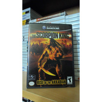 The Scorpion King - Buen Estado - Gamecube