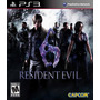 Resident Evil 6 Ultimate Edition - Ps3